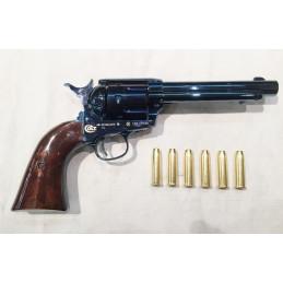 Colt SAA 45 - Blued