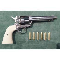 Colt SAA 45 - Nickel plated