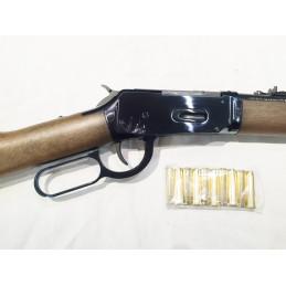 Cowboy Rifle - Blued